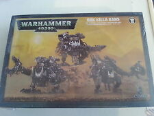 Warhammer 40K ORK KILLA KANS-Nuevo y Sellado