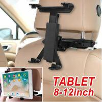 360 Degree Car Seat Back Headrest Mount Holder  For iPads Phone Tablet Bracket