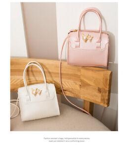 Damen Handtasche Arbeit Tasche Frauen Designer Faux Leder Medium Schulter Tasche