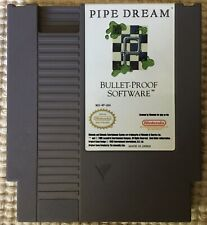 Pipe Dream Nintendo Entertainment System, NES *CARTRIDGE and SLEEVE ONLY*