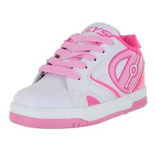 Heelys Kids Propel 2.0 770605H White Hot Light Pink Mens US size 8, Womens 9