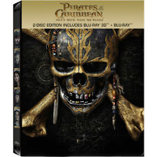 (STEELBOOK) Pirates of the Caribbean: Dead Men Tell No Tales (Blu-ray 3D + 2D)