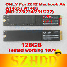 128GB SSD FOR APPLE Macbook Air A1465 A1466 Mid 2012 MD223 MD224 MD231 MD232