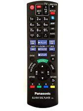Panasonic N2QAYB000719 Blu-Ray DVD Player Remote Control DMP-BDT220