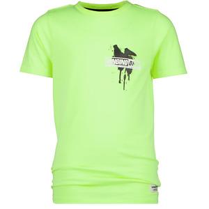 Vingino Boys T-Shirt Hulo fresh neon yellow NEU F/S 2021 Gr.110 / 5 Y