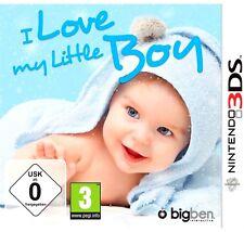 I Love my Little Boy 3DS NEU und OVP