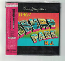 Bruce Springsteen Japanese card mini sleeve new Greetings from Asbury Park N J