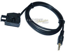 AUX Line in Adattatore Interface Jack da mp3 Per Radio Mercedes Comand 2.0 APS #5660