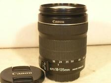 Canon EFS 18-135mm F3.5-5.6 IS USM STM Macro EF-S Lens