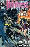 Huntress (1989 series) #17 in Near Mint minus condition. DC comics [*5w]