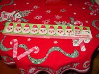 VINTAGE Set of (11) Dan-Dee Imports - Christmas SOAPY SANTAS - 1965 Soap - JAPAN
