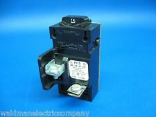 15 Amp PUSHMATIC ITE One Pole 15A BREAKER P115 Very Nice Condition - GUARANTEED