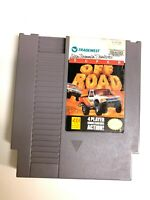 Super Off-Road ORIGINAL NINTENDO NES GAME Tested + WORKING & Authentic!
