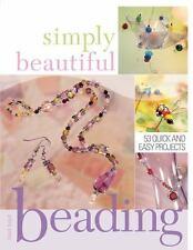 BK219h Simply Beautiful Beading by Heidi Boyd *New Book*