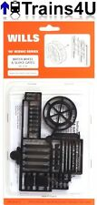 Wills SS84 Waterwheel and Sluice Gates (OO Scale)