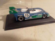 Matra ms670 mans 1972  pescarolo hill vainqueur winner 1/43