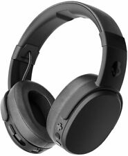 Skullcandy Crusher Over-Ear Sound Isolating Wireless Headphones with Mic - Black