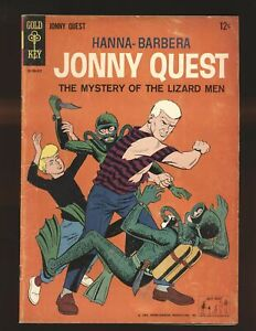 Johnny Quest # 1 G/VG Cond.