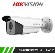 Hikvision DS-2CD2T85FWD-I8 8MP Network IP CCTV Bullet Camera 80m IR 4mm