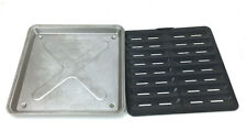 Ronco Showtime Rotisserie Model 4000 5000 Drip Tray Pan + Grate Replacement