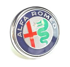 Alfa Romeo Giulietta & Mito Rear Tailgate PUSH Badge New Genuine 50538700
