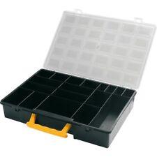 CASSETTA PORTAMINUTERIE in plastica con divisori ART PLAST 3400 360x252x64 mm