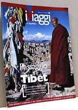 I VIAGGI DI REPUBBLICA - Passaggio in tibet [Rivista AnnoII,n.20, 19 Marzo 1998]
