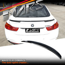Gloss Black Performance Style Rear trunk boot lip Spoiler for BMW 4-Series F36
