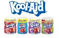 KOOL AID DRINK MIX 19 oz. Jar Grape Strawberry Mango Cherry PICK 1 FLAVOR