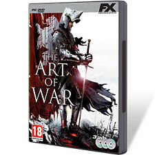 The Art of War PC DVD ROM FX Interactive