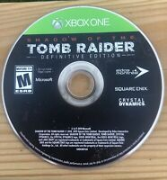 *NEW* Shadow of the Tomb Raider Definitive Edition - XBOX One *DISC ONLY