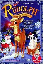Rudolph mit der roten Nase - Der Kinofilm von Bill Kowalchuk | DVD | Zustand gut