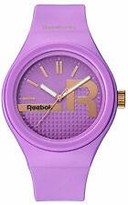 New REEBOK Icon Beam Women's Analog Purple Watch RC-IBM-L2-PUIU-U3