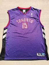 Toronto Raptors Vince Carter Vintage Reebok Jersey