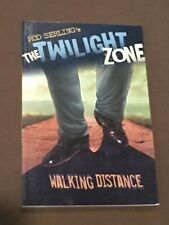 Rod Serling's The Twilight Zone Graphic Novel Walking Distance Softback Book