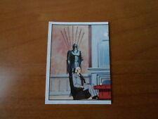 figurina OCCHI di GATTO n.106- ED. PANINI 1986 completa di velina