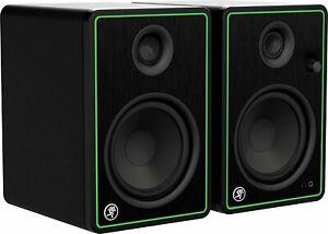 Mackie CR-X 5-Inch 80 Watts Multimedia Monitors - Pair - CR5-X-PR-U