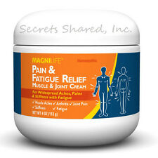 MagniLife Pain & Fatigue Relief Cream 4 fl.oz.