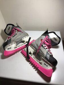 Bauer Ladies Size 5uk Vapour Speed Ice Skates