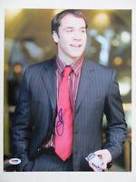 Jeremy Piven Signed Authentic Autographed Entourage 11x14 Photo (PSA/DNA) #J1721