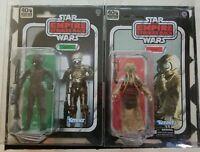 (40yrESB) 4-LOM & Zuckuss: Hasbro -- Star Wars; The Black Series