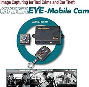 Cybereye Taxi Digital Camera Security System