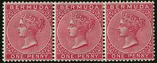 Bermuda Multiple Stamps