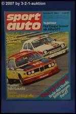 Sport Auto 5/74 Fiat 128 SL Alfa 1300 GTJ + Poster