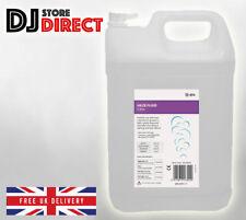 QTX Professional HIGH QUALITY DJ HAZE Fluid 5 Litre Hazer Liquid Refill FREE P&P