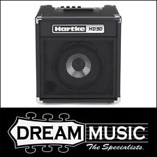 "Hartke HD50 - 50 Watt 1x10"" Bass Guitar Combo Amplifier RRP$399"