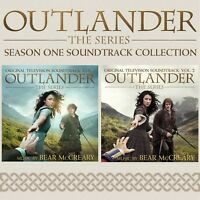 BEAR MCCREARY - OUTLANDER SEASON.1 SOUNDTRACK COLL./OST 2 CD NEW! MCCREARY,BEAR