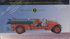 CANADA #1527 HISTORIC PUBLIC SERVICE VEHICLES SEALED IN FOLDER FIRST DAY COVERS