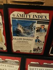 Jaws Movie News Print