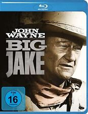 Big Jake-john wayne-Chris Mitchum-Blu-ray Disc-OVP-NEUF